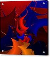 Frenetic Frenetico Acrylic Print