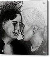 Friend Indeed Acrylic Print