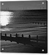 Frinton-on-sea Acrylic Print by Darren Burroughs