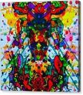 Frogman 2 Acrylic Print