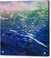 From Sea To Shining Sea Acrylic Print