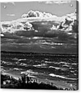 From The Beach Acrylic Print