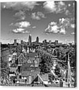 From The Bell Tower Acrylic Print