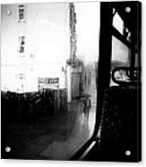 From The Bus Acrylic Print