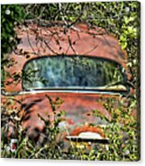 From The Past Acrylic Print