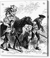 Frontier Family, 1755 Acrylic Print