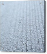 Frosted Woodgrain Acrylic Print