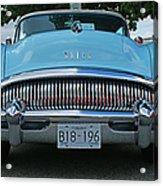 Frowning Buick Acrylic Print