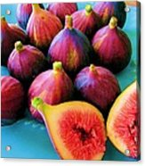 Fruit - Jersey Figs - Harvest Acrylic Print