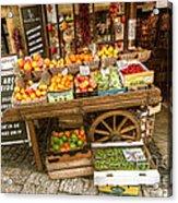 Fruit N Veg  Acrylic Print