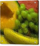 Fruitopia Acrylic Print