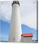 Ft Gratiot Lighthouse Acrylic Print