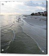 Ft Myers Beach Acrylic Print