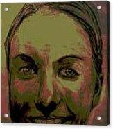 Full Hart Acrylic Print