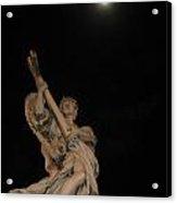 Full Moon Prayer Acrylic Print
