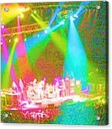 Furthur Channel Acrylic Print
