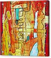 Fusion Nr.42 Acrylic Print