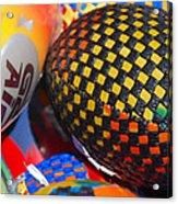 Fussball Acrylic Print
