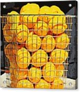 Future Lemonade Acrylic Print