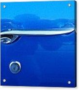 G M  Door Handle Acrylic Print