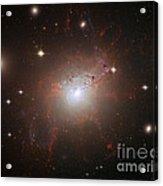 Galaxy Ngc 1275 Acrylic Print