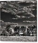 Gale House Minus Witch Acrylic Print