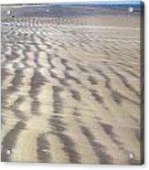 Galveston: Beach Acrylic Print