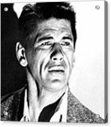 Gang War, Charles Bronson, 1958 Acrylic Print by Everett