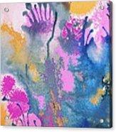 Garden Fantastico Acrylic Print