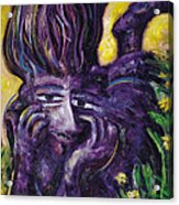 Garden Of Dreamers Acrylic Print