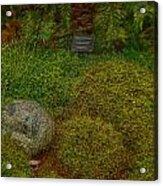 Garden Of Dreams Acrylic Print