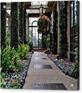 Garden Walk Ll Acrylic Print