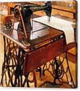 Garment Factory Acrylic Print