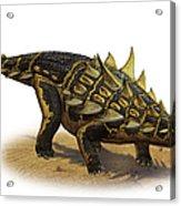 Gastonia Burgei, A Prehistoric Era Acrylic Print