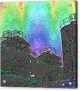 Gasworks Park 4 Acrylic Print