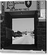 Gateway Acrylic Print