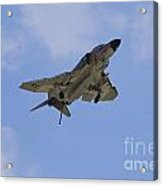 Gear Down Hook Down Acrylic Print
