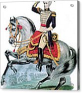 General Andrew Jackson, Hero Of New Acrylic Print by Photo Researchers