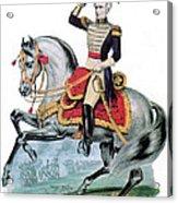 General Andrew Jackson, Hero Of New Acrylic Print