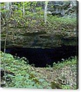 General Davis Cave Acrylic Print