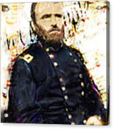 General Grant Acrylic Print