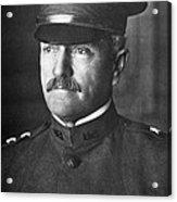 General John J. Pershing 1860-1948 Acrylic Print