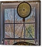 General Store Scale Acrylic Print