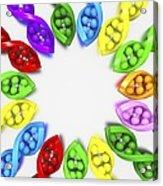 Genetic Biodiversity, Conceptual Image Acrylic Print