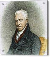 George Crabbe (1754-1832) Acrylic Print