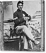 George W. Whitman Acrylic Print