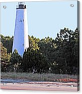 Georgetown Light Winyah Bay Sc Acrylic Print