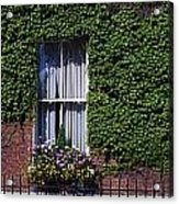 Georgian Doors, Fitzwilliam Square Acrylic Print
