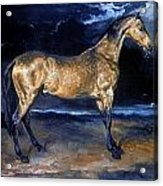 Gericault: Horse Acrylic Print