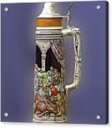 German Steins Acrylic Print